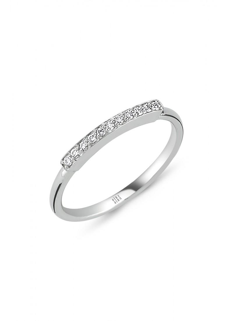 Fine Rings - White Gold
