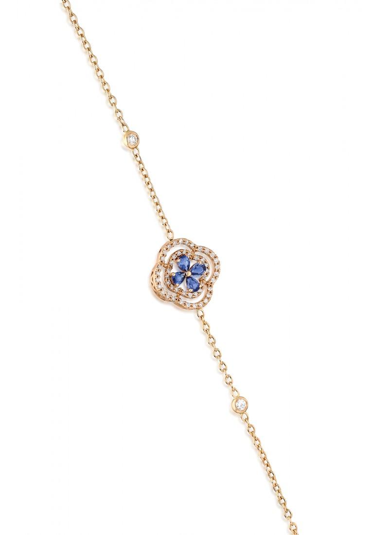 Clover Bracelet - Rose