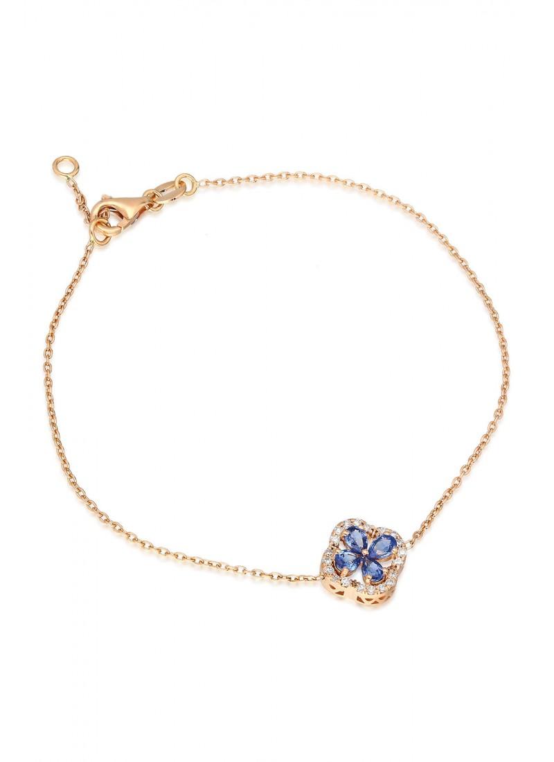 Blossom Bracelet - Rose