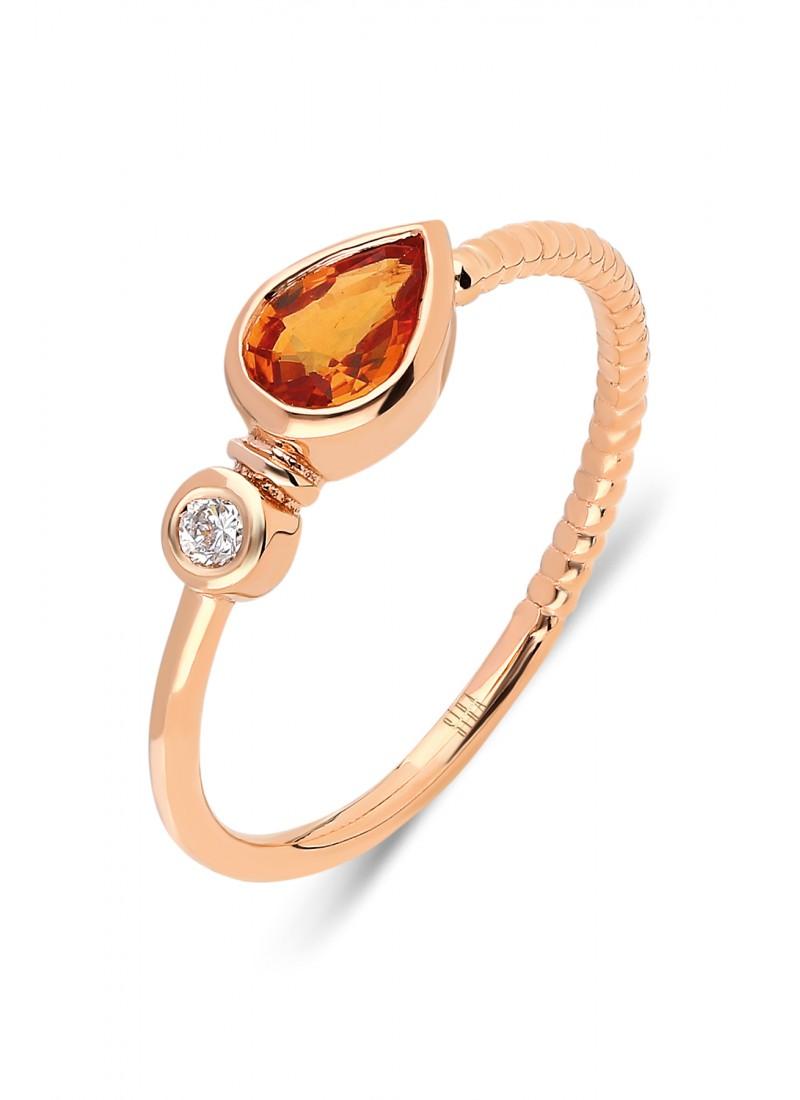 Look Ring - Rose