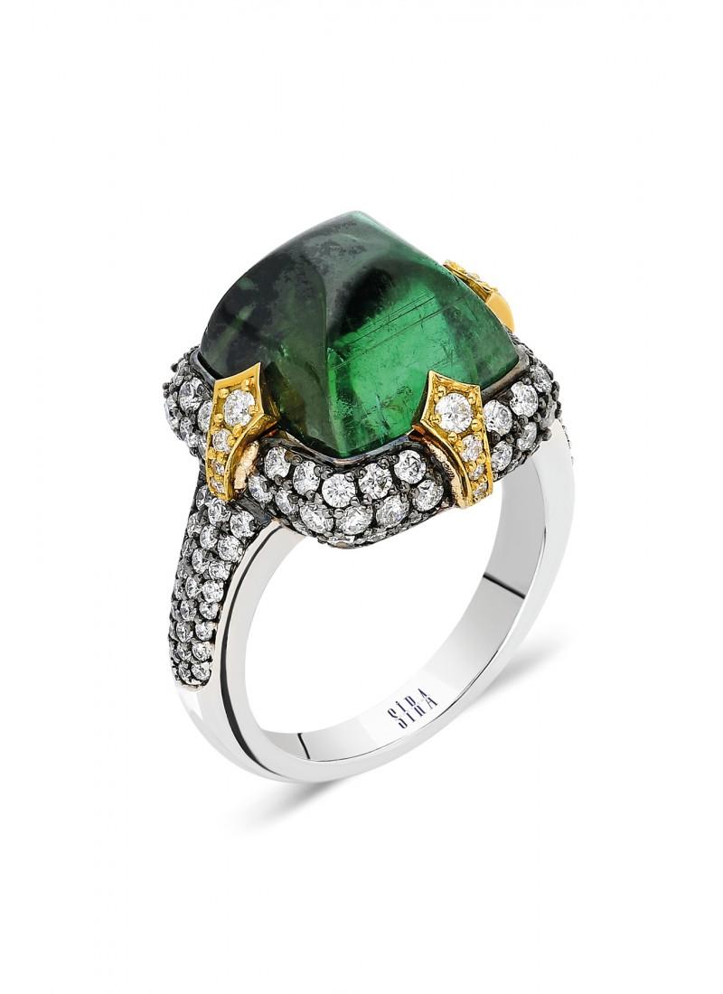 Hürrem Ring - White Gold
