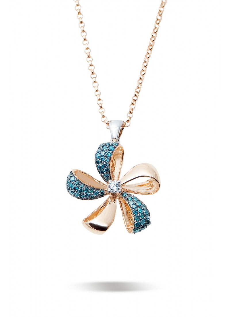 Necklace - Rose